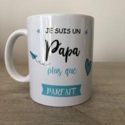 Mug - Papa plus que parfait
