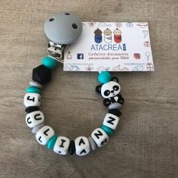 Attache panda - Juliann