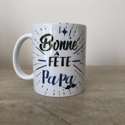 Mug - Bonne fête papa