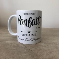 Mug - Mon Papa Parfait